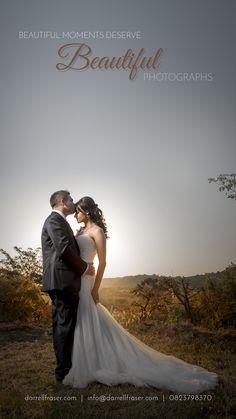 South African award winning wedding and portrait photographer Darrell Fraser