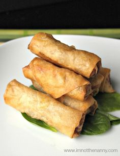 I convinced my mom to share her Vietnamese egg rolls recipe and now you can make them at home! Complete with rolling instructions.