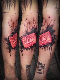 Fight Club Soap by Uncl Paul Knows. Sabonete do Clube da Luta