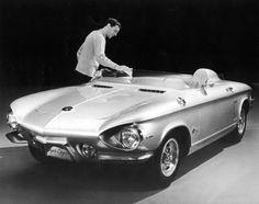1962 Chevrolet XP-785 Corvair Super Spyder Concept