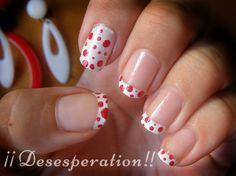 64 Mejores Imágenes De Uñas Gel Nails Cute Nails Y French Tips