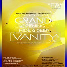 Club Vanity NYC