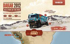 O hotsite que fizemos para a Iveco divulgar a vitória da sua equipe no Rally Dakar 2012 foi traduzido e publicado no site internacional da Iveco.     Confira! http://bzz.ms/j3y