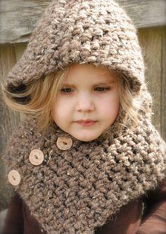 CRAFTY RED: Lattice Crochet Neck Warmer.