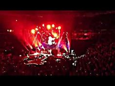 """Coldplay - """"Lovers In Japan""""  Coldplay Mylo Xyloto concert in Seattle at Key Arena 2012"""
