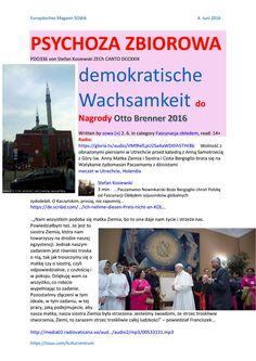Kritik mit perspektive 15 06 bewerber für den otto brenner preis 2016 psychoza zbiorowa pdo336 von s  https://gloria.tv/audio/VM9fefLpU2Sa4aWDthh5THr8b Der Erlös geht an das Kinderhospiz Bärenherz in Wiesbaden https://de.pinterest.com/pin/452752568771970479/  http://sowa.quicksnake.org/Fascynacja-obledem/PSYCHOZA-ZBIOROWA-PDO336-von-Stefan-Kosiewski-ZECh-CANTO-DCCXXIX-demokratische-Wachsamkeit-do-Nagrody-Otto-Brenner-2016  https://twitter.com/sowa/status/738374680260816896 In der…