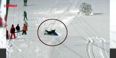 Genç snowboardcu Uludağ'da faciayı önledi: Türkiye'nin en önemli kayak merkezlerinden biri olan Uludağ'da muhtemel kar motoru faciası, kahraman bir snowboardcunun dikkati sayesinde kıl payı atlatıldı.Olay, Uludağ ikinci oteller bölgesindeki bir kayak pistinde yaşandı. Otellerin olduğu bölgeden tepeye doğru aşırı hızlı seyreden bir kar moto...