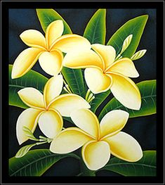plumeria painting   Recent Photos The Commons Getty Collection Galleries World Map App ...