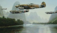 John Shaw Aviation Art