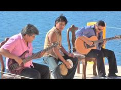 from the title I was expecting the eagles, however I got absorbed by this trio. Great version, very well done. What Makes You Happy, Are You Happy, Music Songs, Music Videos, Hotel California, All Kids, Music Therapy, Kinds Of Music, Instrumental