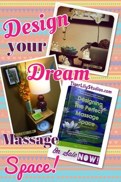 Massage Room Decor, Massage Treatment, Home Repair, Manners, Room Ideas, Therapy, Budget, Fresh, Create
