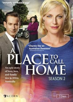 Vicki's Popcorn Entertainment: A Place to Call Home (Australian TV 2013 - Present)
