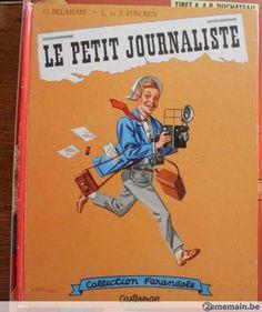 le petit journaliste collection farandole 1963 eo