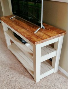 Kitchen Island Out Of Pallets pallet tv stand | pallet tv stands & entertainment centers