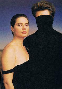 Fabfrocks: Hero: Isabella Rossellini--David Lynch