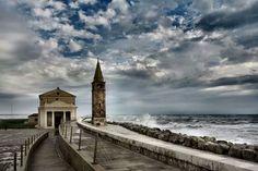 Caorle Adriatic Sea, Verona, Venice, Landscapes, Magic, World, Places, Travel, Beautiful