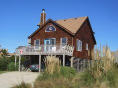 Nags Head North Carolina Vacation Rentals - Relax on the Outerbanks at Robbins' Nest