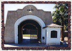 Yuma Territorial Prison -Yuma, AZ