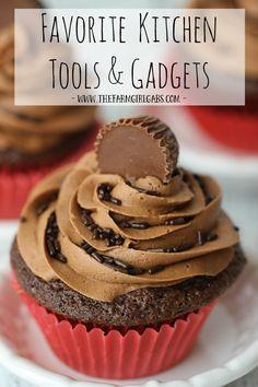 Favorite Kitchen Tools & Gadgets from www.thefarmgirlgabs.com.