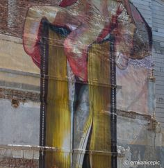 Wittenberg-Impressionen Graffiti