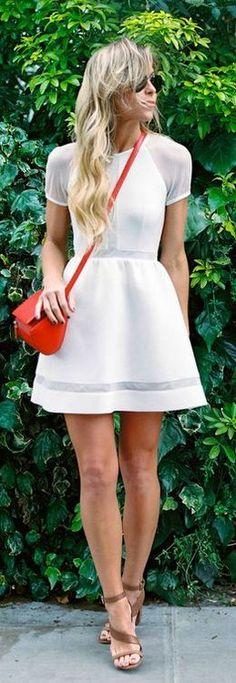 i need this dress. #white #bride