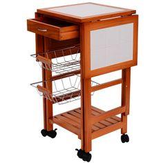 Mesa de cocina auxiliar | mueble | Pinterest | Kitchens, Island ...