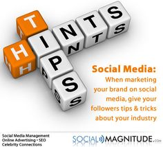 Use tips  tricks with your social media marketing