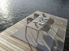 Outdoor rugs by TRIBÙ