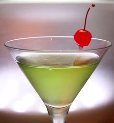 Toffee Appletini kokteill #uppskrift #vinotek.is