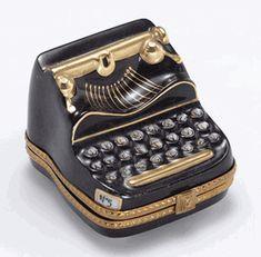 Limoges - Typewriter