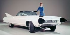 Atlanta Dream Cars Showcase – 1959 Cadillac Cyclone XP-74 Is Rocket Nose and Tailfin Bliss