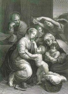 Galleria d'Arte Theodora - La Madonna di Raffaello
