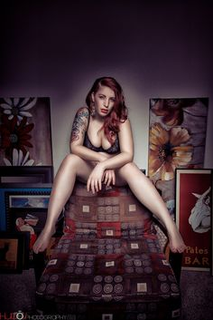 Selina Kyl by Hugo V Photography