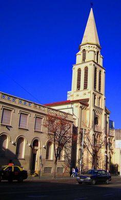 Iglesia de Nuestra Señora de la Consolación en Villa Crespo. Buenos Aires