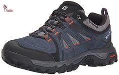 Salomon Chaussures de randonnée, Bleu, 44 2/3 - Chaussures salomon (*Partner-Link)