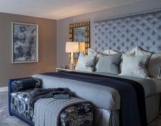 Hyde Park Luxury Apartment - Bedroom - Interior Design by Intarya – Interior Design by Intarya