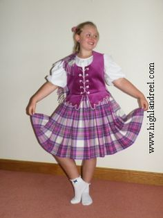Aboyne with purple vest Scottish Highland Dance, Purple Vests, Stewart Tartan, Dance Costumes, Dancing, Vintage, Dresses, Fashion, Vestidos