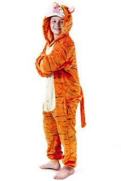 Children's Tiger Onesie