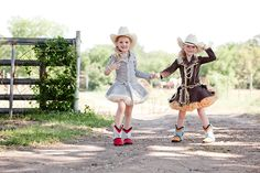 CicciaBella Cowgirl Riders, Ashley Kelly Photography, Eden Wood & Sweet Sissy, Ooh La La Couture Dresses