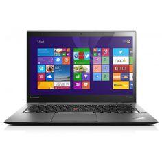 """Jual Laptop Notebook LENOVO ThinkPad X1 Carbon-4600U-8GB-256GB Black - Harga, Spesifikasi, Review Intel Core i7 4600U-2.1Ghz Turbo 3.3Ghz, RAM 8GB, HDD 256GB SSD, VGA Intel HD 4400, Screen 14"""" HD+, Windows 8 Professional"""