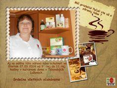 Ochutnávka zdravej kávy DXN v Tekovských Lužanoch