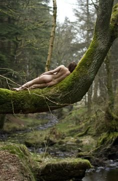 Nude Nature by samantha Apllegate