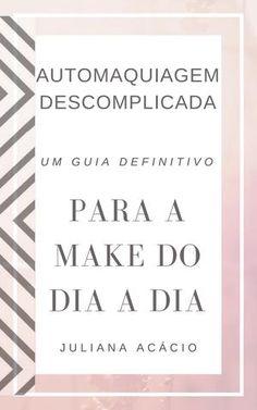 """Cover of """"Guia da automaquiagem"""""""