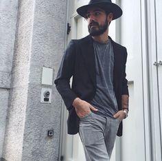 #dandy #hat #montre #watch #teeshirt #veste #blazer #jeans #denim #pant #pantalon #casual #casualstyle #menstyle #fashion #mode #modehomme #style #menfashion #summer #été #homme #men #outfit