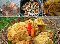 Resep Tahu Walik Krispi Isi Ayam Khas Banyuwangi dan Cara Membuat Tahu Walik Sederhana Lengkap Kreasi Tahu Kebalik dan Tahu Walek Tanpa Daging Renyah Gurih