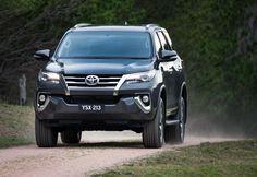 Australia: 2016 Toyota Fortuner range starts from AU$47,990