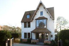 Architectenbureau Glenn Reynaert - Beach House - Hoog ■ Exclusieve woon- en tuin inspiratie.