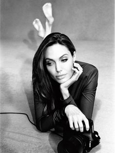 All women do have a different sense of sexuality, or sense of fun, or sense of like what's sexy or cool or tough. Angelina Jolie