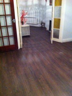 Luxury Vinyl Tile Flooring - Practical & versatile, this vinyl flooring is suitable for every room. Luxury Vinyl Tile Flooring, Led Manufacturers, Wood Stone, Hardwood Floors, Room, House, Wood Floor Tiles, Bedroom, Rooms