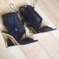 DVF beautiful shoes!FLASH SALE! brand new!Made in italy! Diane von Furstenberg Shoes Heels
